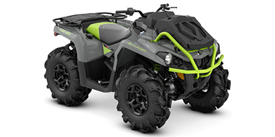 2020 Can-Am Outlander X mr 570 ATV specs and photos of Can-Am Outlander X mr 570