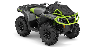 2020 Can-Am Outlander X mr 650 ATV specs and photos of Can-Am Outlander X mr 650