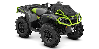 2020 Can-Am Outlander X mr 850 ATV specs and photos of Can-Am Outlander X mr 850