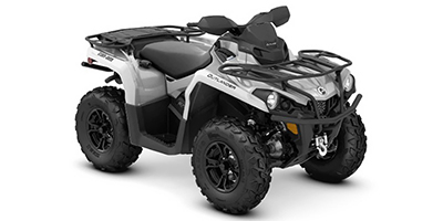 2020 Can-Am Outlander XT 570 ATV specs and photos of Can-Am Outlander XT 570