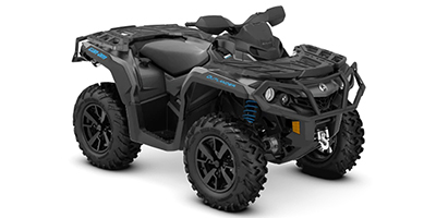 2020 Can-Am Outlander XT 650 ATV specs and photos of Can-Am Outlander XT 650