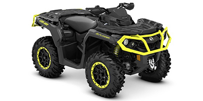 2020 Can-Am Outlander XT-P 1000R ATV specs and photos of Can-Am Outlander XT-P 1000R