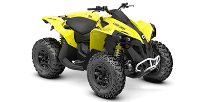 2020 Can-Am Renegade 850 ATV specs and photos of Can-Am Renegade 850