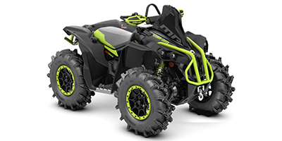 2020 Can-Am Renegade X mr 1000R ATV specs and photos of Can-Am Renegade X mr 1000R