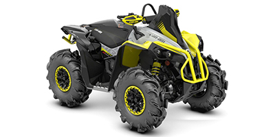 2020 Can-Am Renegade X mr 570 ATV specs and photos of Can-Am Renegade X mr 570