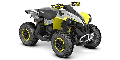 2020 Can-Am Renegade X xc 1000R ATV specs and photos of Can-Am Renegade X xc 1000R