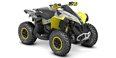 2020 Can-Am Renegade X xc 850 ATV specs and photos of Can-Am Renegade X xc 850