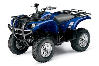 Yamaha Grizzly 660 4x4 Automatic ATV specs and photos of Yamaha Grizzly 660 4x4 Automatic 2006