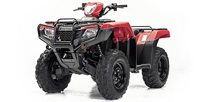 2020 Honda FourTrax Foreman 4x4 ES EPS ATV specs and photos of Honda FourTrax Foreman 4x4 ES EPS