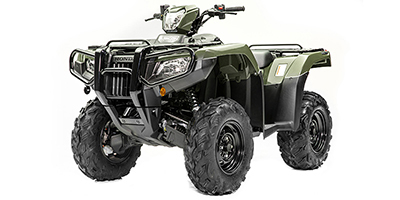 2020 Honda FourTrax Foreman Rubicon 4x4 Automatic DCT ATV specs and photos of Honda FourTrax Foreman Rubicon 4x4 Automatic DCT