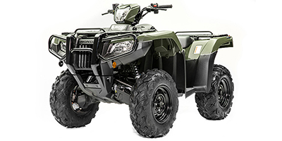 2020 Honda FourTrax Foreman Rubicon 4x4 Automatic DCT EPS ATV specs and photos of Honda FourTrax Foreman Rubicon 4x4 Automatic DCT EPS
