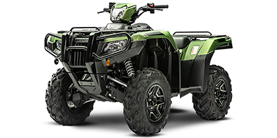 2020 Honda FourTrax Foreman Rubicon 4x4 Automatic DCT EPS Deluxe ATV specs and photos of Honda FourTrax Foreman Rubicon 4x4 Automatic DCT EPS Deluxe