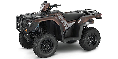 2020 Honda FourTrax Foreman Rubicon 4x4 EPS ATV specs and photos of Honda FourTrax Foreman Rubicon 4x4 EPS