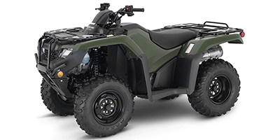 2020 Honda FourTrax Rancher 4X4 ES ATV specs and photos of Honda FourTrax Rancher 4X4 ES