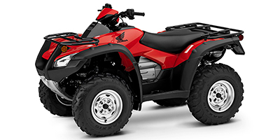 2020 Honda FourTrax Rincon ATV specs and photos of Honda FourTrax Rincon