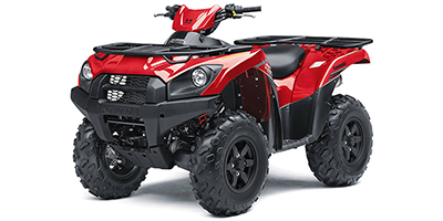 Kawasaki Brute Force 750 4x4i ATV specs and photos of Kawasaki Brute Force 750 4x4i 2020