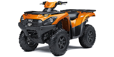 Kawasaki Brute Force 750 4x4i EPS ATV specs and photos of Kawasaki Brute Force 750 4x4i EPS 2020