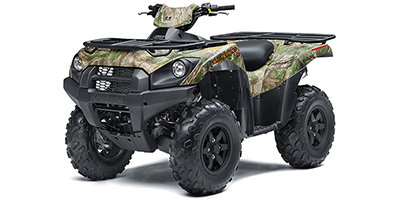 Kawasaki Brute Force 750 4x4i EPS Camo ATV specs and photos of Kawasaki Brute Force 750 4x4i EPS Camo 2020