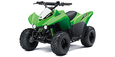 Kawasaki KFX 50 ATV specs and photos of Kawasaki KFX 50 2020