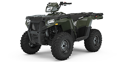 Polaris Sportsman 450 H.O. EPS ATV specs and photos of Polaris Sportsman 450 H.O. EPS 2020