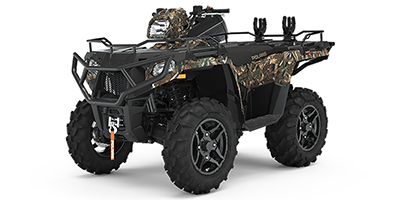 Polaris Sportsman 570 Hunter Edition ATV specs and photos of Polaris Sportsman 570 Hunter Edition 2020