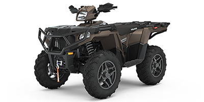 Polaris Sportsman 570 Premium LE ATV specs and photos of Polaris Sportsman 570 Premium LE 2020