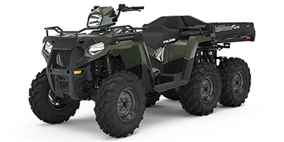 Polaris Sportsman 6x6 570 ATV specs and photos of Polaris Sportsman 6x6 570 2020