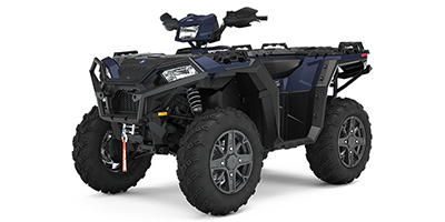 Polaris Sportsman 850 Premium LE ATV specs and photos of Polaris Sportsman 850 Premium LE 2020