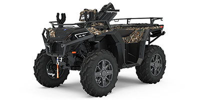 Polaris Sportsman XP 1000 Hunter Edition ATV specs and photos of Polaris Sportsman XP 1000 Hunter Edition 2020