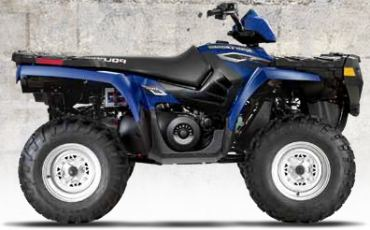 Polaris Sportsman 450 ATV specs and photos of Polaris Sportsman 450 2006