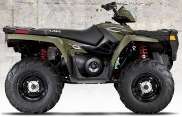 Polaris Sportsman 700 EFI ATV specs and photos of Polaris Sportsman 700 EFI 2006