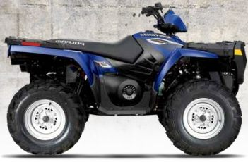 Polaris Sportsman 700 Twin ATV specs and photos of Polaris Sportsman 700 Twin 2006