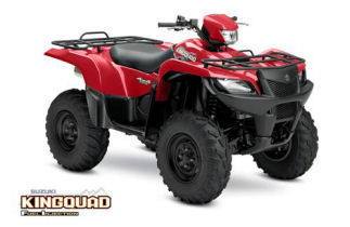 Suzuki KingQuad 700 4x4 Automatic ATV specs and photos of Suzuki KingQuad 700 4x4 Automatic 2006