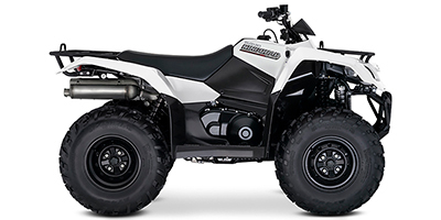 Suzuki KingQuad 400 ASi ATV specs and photos of Suzuki KingQuad 400 ASi 2020
