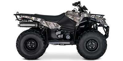 Suzuki KingQuad 400 ASi Camo ATV specs and photos of Suzuki KingQuad 400 ASi Camo 2020