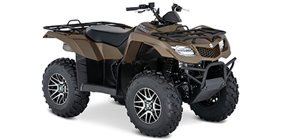 Suzuki KingQuad 400 ASi SE+ ATV specs and photos of Suzuki KingQuad 400 ASi SE+ 2020
