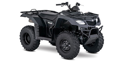 Suzuki KingQuad 400 ASi Special Edition ATV specs and photos of Suzuki KingQuad 400 ASi Special Edition 2017