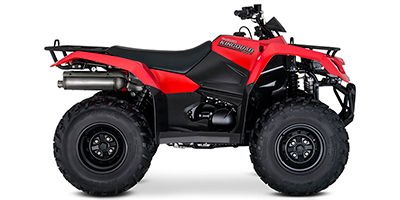 Suzuki KingQuad 400 FSi ATV specs and photos of Suzuki KingQuad 400 FSi 2019