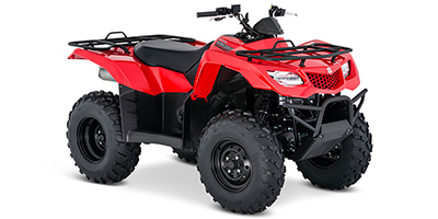 Suzuki KingQuad 400 FSi ATV specs and photos of Suzuki KingQuad 400 FSi 2020