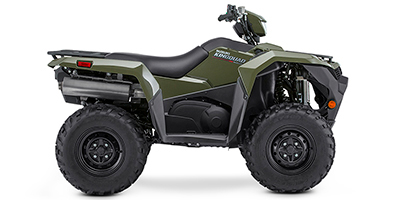 Suzuki KingQuad 500 AXi ATV specs and photos of Suzuki KingQuad 500 AXi 2019