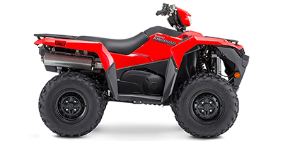 Suzuki KingQuad 500 AXi Power Steering ATV specs and photos of Suzuki KingQuad 500 AXi Power Steering 2019