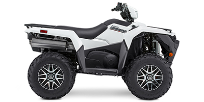 Suzuki KingQuad 500 AXi Power Steering SE ATV specs and photos of Suzuki KingQuad 500 AXi Power Steering SE 2019
