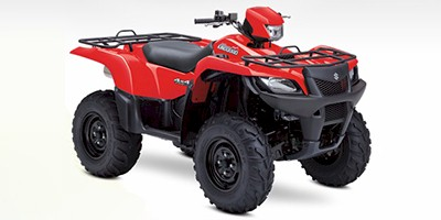 Suzuki KingQuad 750 AXi ATV specs and photos of Suzuki KingQuad 750 AXi 2014