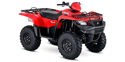 Suzuki KingQuad 750 AXi ATV specs and photos of Suzuki KingQuad 750 AXi 2016