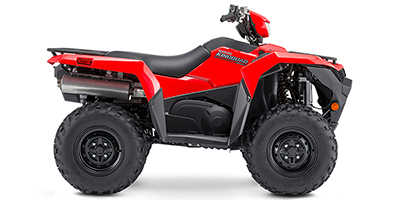 Suzuki KingQuad 750 AXi ATV specs and photos of Suzuki KingQuad 750 AXi 2019