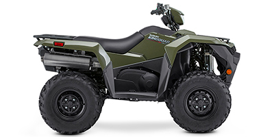 Suzuki KingQuad 750 AXi Power Steering ATV specs and photos of Suzuki KingQuad 750 AXi Power Steering 2019