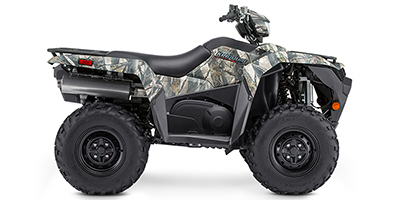 Suzuki KingQuad 750 AXi Power Steering Camo ATV specs and photos of Suzuki KingQuad 750 AXi Power Steering Camo 2019