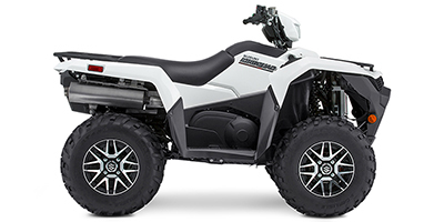 Suzuki KingQuad 750 AXi Power Steering SE ATV specs and photos of Suzuki KingQuad 750 AXi Power Steering SE 2020