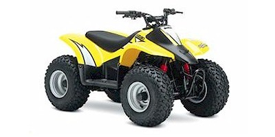 Suzuki QuadSport 50 (LT-A50) ATV specs and photos of Suzuki QuadSport 50 (LT-A50) 2004