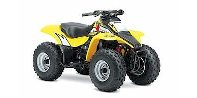 Suzuki QuadSport 80 Automatic ATV specs and photos of Suzuki QuadSport 80 Automatic 2004